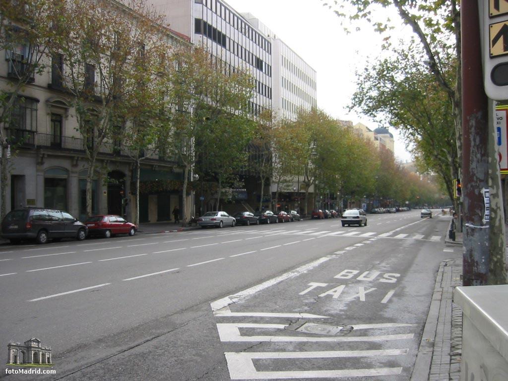Calle serrano - Calle serrano 55 madrid ...
