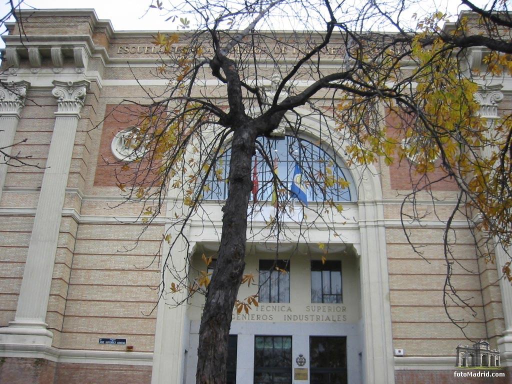 Opiniones de escuela t cnica superior de ingenieros for Escuela de ingenieros