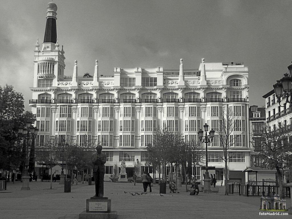hotel antiguo: