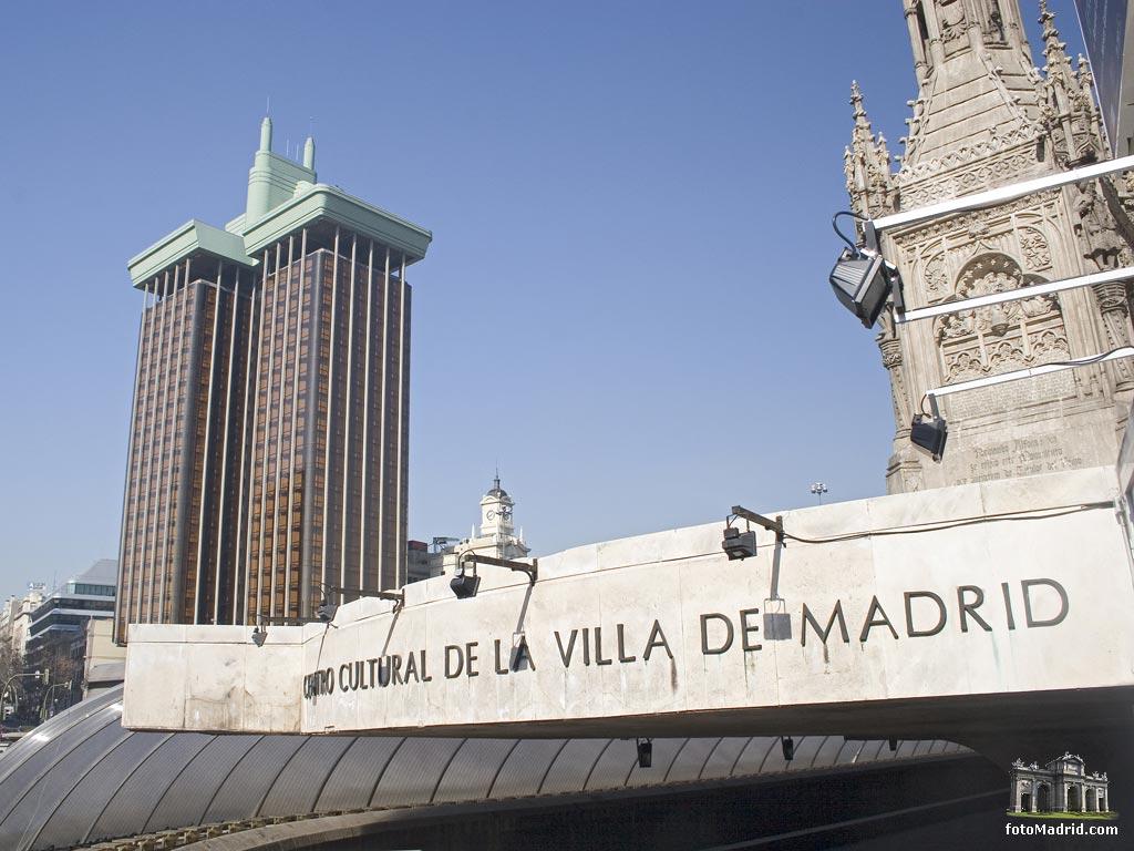 opiniones de centro cultural de la villa de madrid