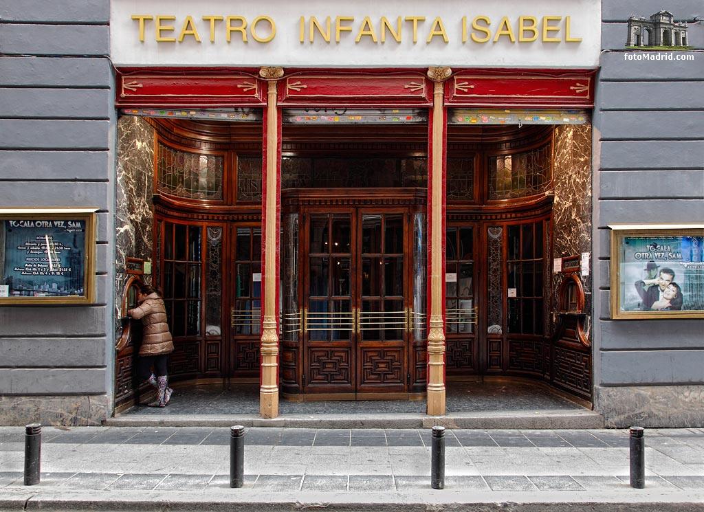 Teatro Infanta Isabel Imagen