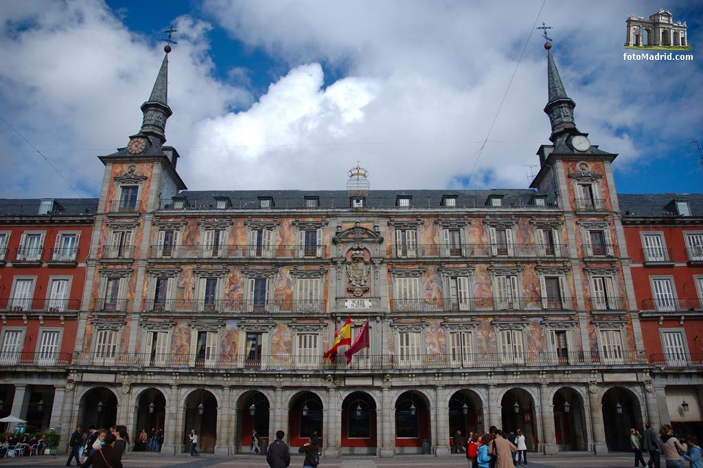 Casa de la Panader�a (Plaza Mayor)