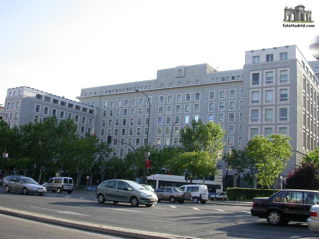 Ministerio de asuntos exteriores for Oposiciones ministerio de exteriores
