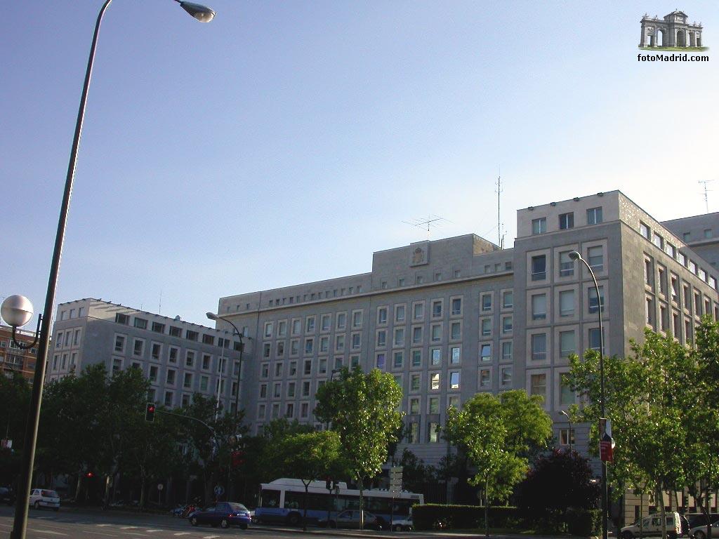 Ministerio de defensa for Ministerio de defenza