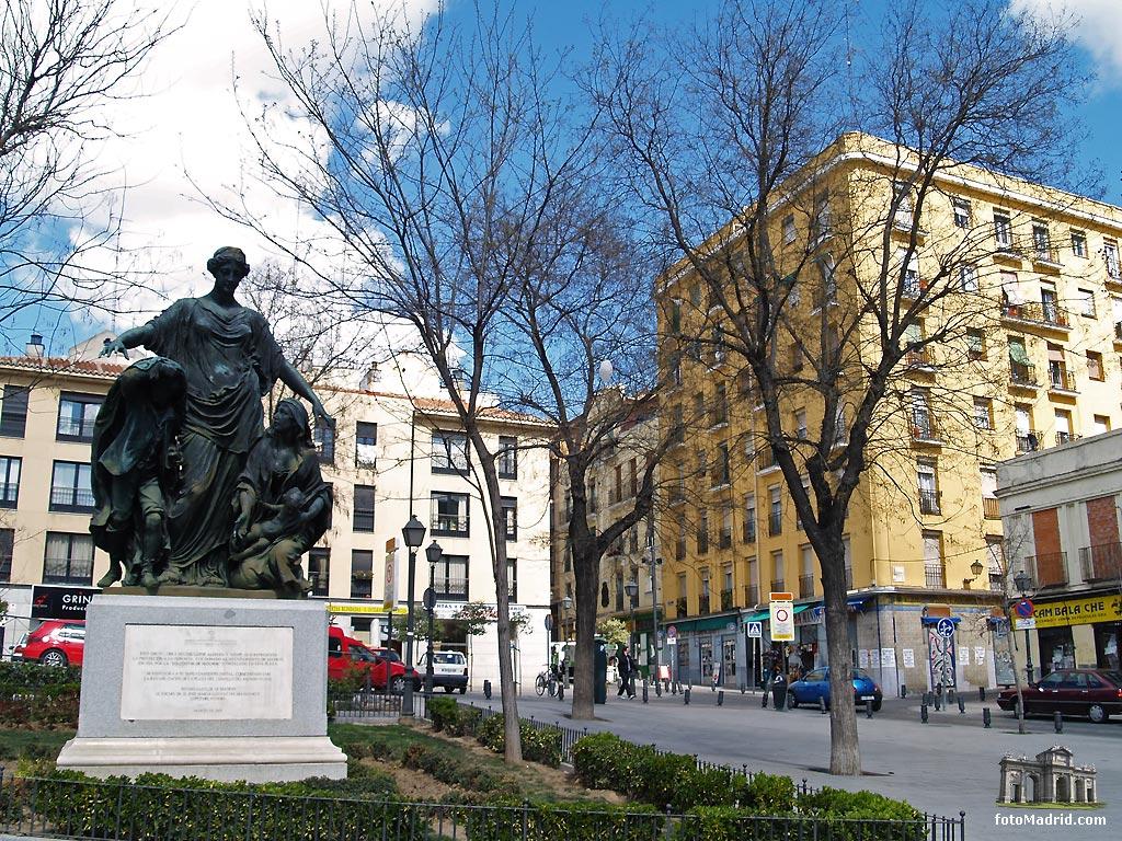 Las fotos del madrid antiguo temas hist ricos generales - Muebles campillo madrid ...