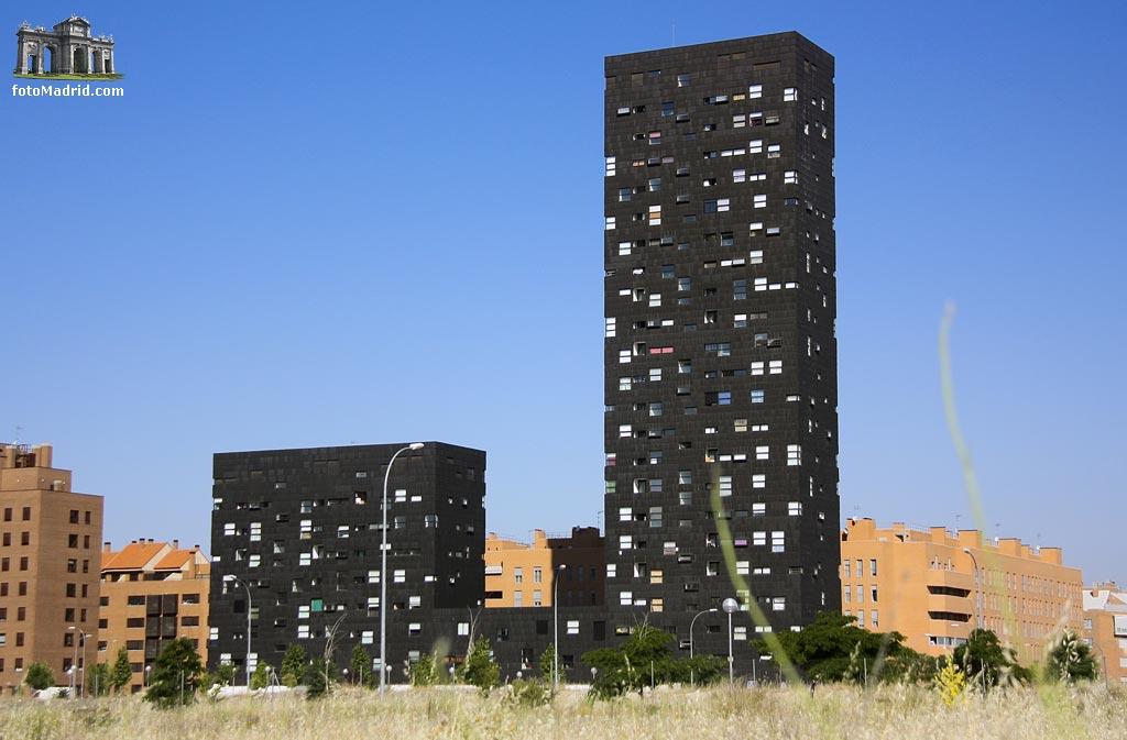 Torre negra pau de vallecas - Ensanche de vallecas ...