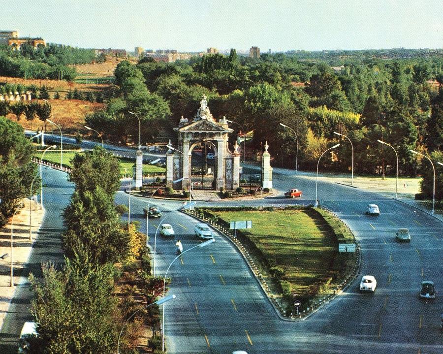 La Puerta de Hierro y su migración.