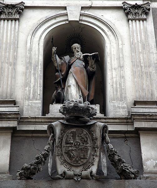 La Iglesia De San Anton Patrimonio En Precario